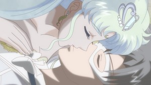 Neo queen Serenity and King Endymion