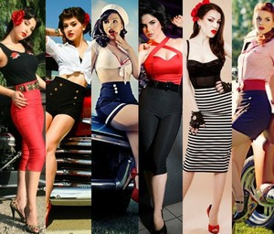 Rockabilly Girls Rockabilly Style
