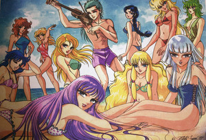 Saint Seiya Girls