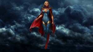 Supergirl   In The Clouds