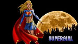 Supergirl   Super Moon