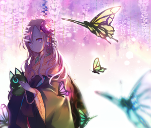 anime-butterfly