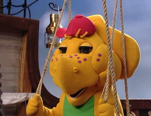 BJ (Barney and Friends)