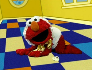 Baby Elmo (Elmo's World)