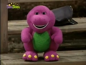 Barney Doll (Barney and Friends)