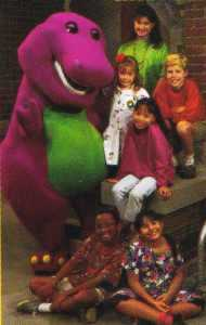 Barney and Friends: Season One Cast