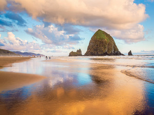 cañón Beach, Oregon