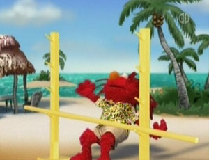 Elmo Doing the Limbo (Elmo's World)