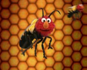 Elmo as a Bee (Elmo's World)