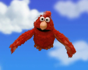 Elmo as a Bird (Elmo's World)