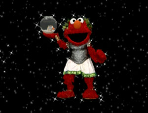 Elmo as a Constellation (Elmo's World)