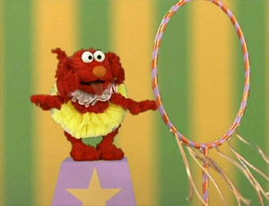 Elmo as a Dog (Elmo's World)