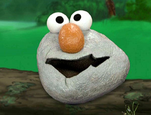 Elmo as a Rock (Elmo's World)