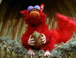 Elmo as a Squirrel (Elmo's World)