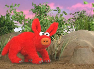Elmo as an Aardvark (Elmo's World)