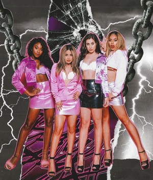 Fifth Harmony ~ Galore Magazine Photoshoot, April 2017