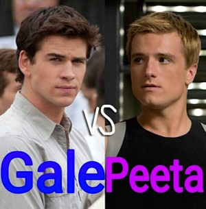 Gale vs Peeta - Katniss Has A Choice!