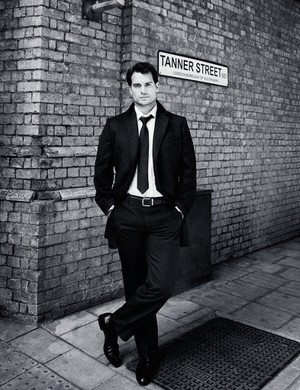 Henry Cavill - Men's Fitness Photoshoot - 2015