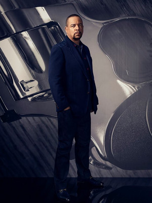 Law and Order: SVU - Season 19B Portrait - Fin Tutuola