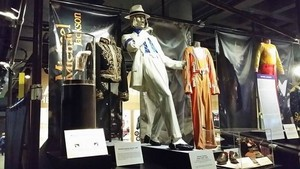 Michael Jackson Exhibit Rock And Roll Hall Of Fame
