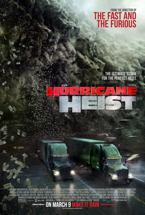 The Hurricane Heist (2018) Poster