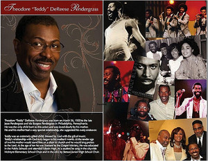 2010 Funeral Program Teddy Pendergrass