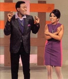 Marvin Gaye And Tammi Terrell The Tonight دکھائیں 1967