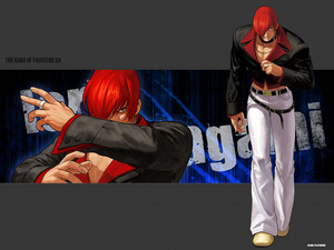 KOF XII iori the king of fighters 13587792