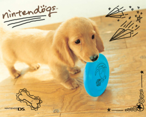 Nintendogs Desktop Wallpaper