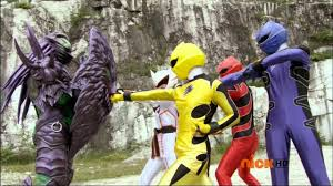 Power rangers jungle fury in megaforce