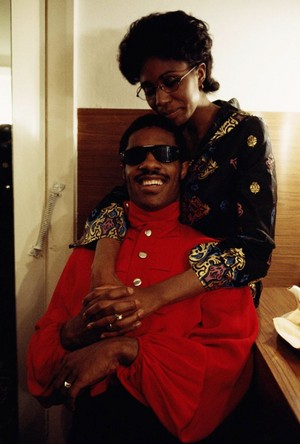 Steviev And First Wife, Syreeta Wright