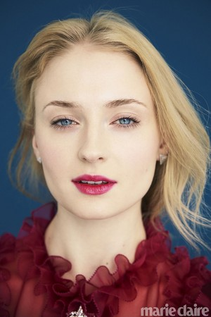 Sophie Turner ~ Marie Claire ~ May 2018