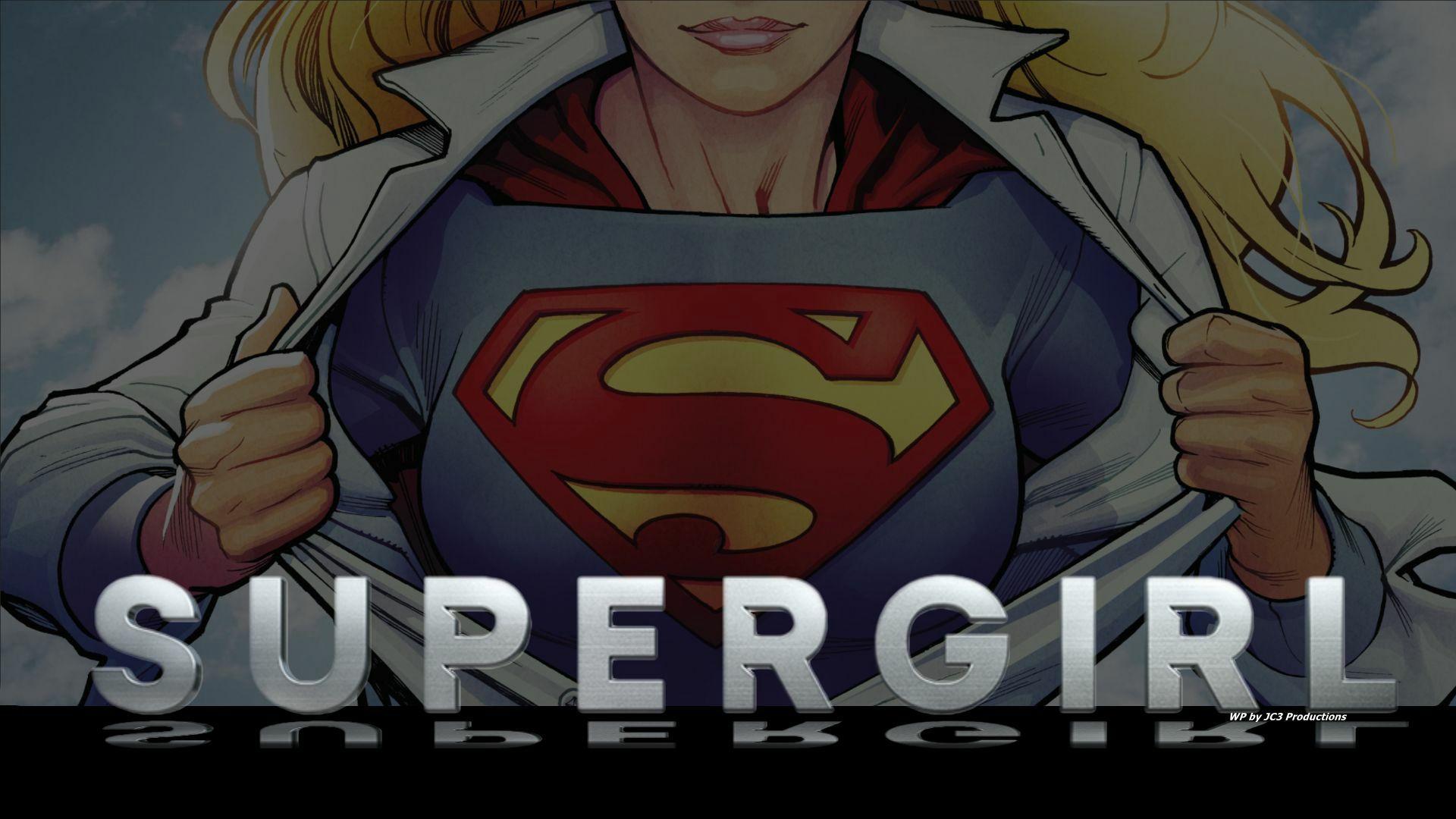 Supergirl Fond D Ecran Ready To Go Dc Comics Fond D Ecran 41256616 Fanpop