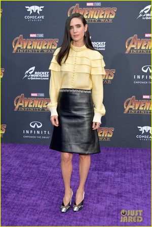 The Cast at 'Avengers: Infinity War' Premiere in Los Angeles