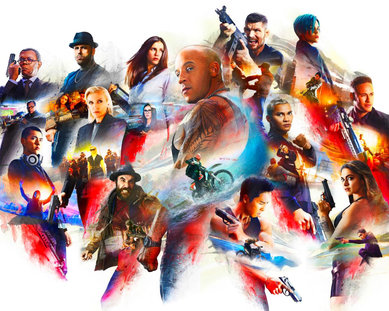Xxx Return Of Xander Cage 2017 Action Films Wallpaper 41268746 Fanpop