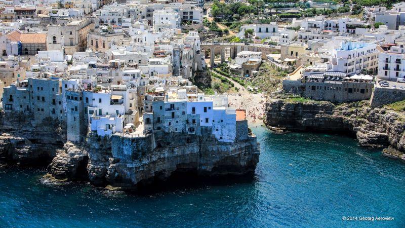 Europe Fond D écran Led Bari Italy