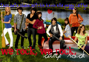 Camp Rock WP camp rock 2334727