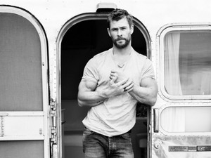 Chris Hemsworth - GQ Australia Photoshoot - 2017
