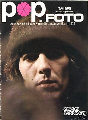 George/magazine cover