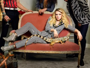 Kate McKinnon - GQ Comedy Issue Photoshoot - 2018