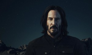Keanu for Squarespace (2018)