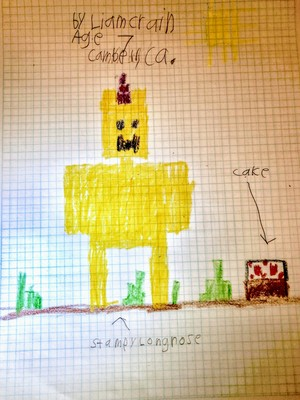 Liam s Stampy Drawing.JPG