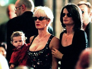 Michael Hutchence funeral