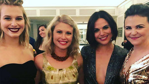 OUAT series farewell party