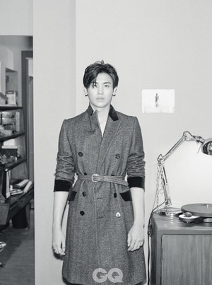 Park Hyungsik GQ Magazine December Issue 17