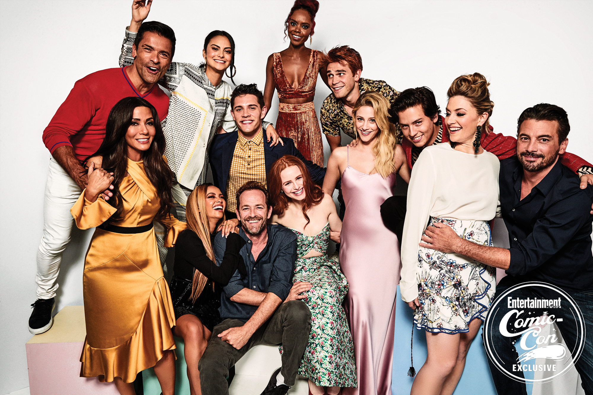 'Riverdale' Cast ~ EW SDCC 2018 Portrait