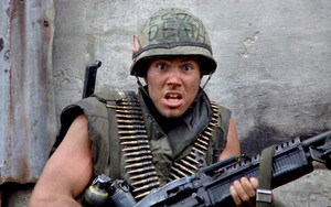Adam Baldwin as Animal Mother in Full Metal ジャケット