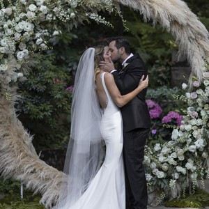 Ashley Greene and Paul Khoury's wedding