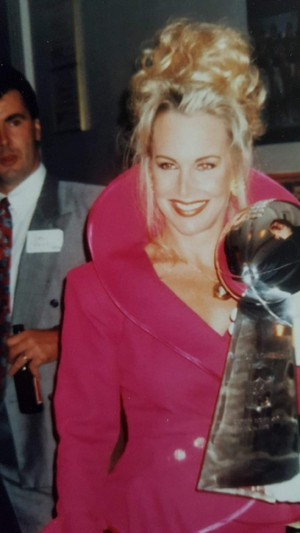 Debra - Superbowl XX