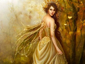 Golden Fairy